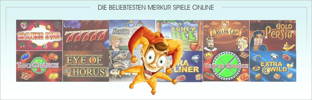 Merkur Neue Spiele 2017