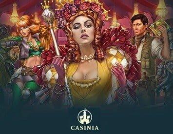 Casinia Online Casino