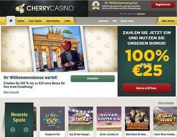 Online Casino Cherry