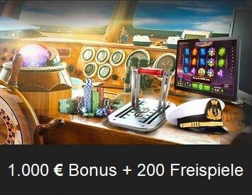 Online Casino Cruise NetEnt