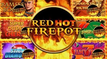 Red Hot Firepot Jackpot Spiele