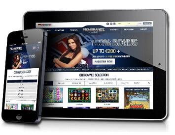 Top Online Casinos - Rembrandt