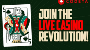 Codeta – Live Casino Spezialist der Superlative