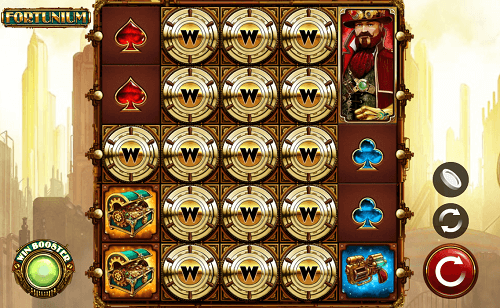 Fortunium Slot Cherry Casino