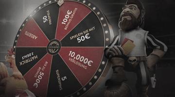 OVO Casino Glücksrad Promo
