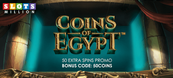 Coins of Egypt Slot Freispiele