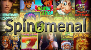 ​Spinomenal Spiele im Slots Million Casino