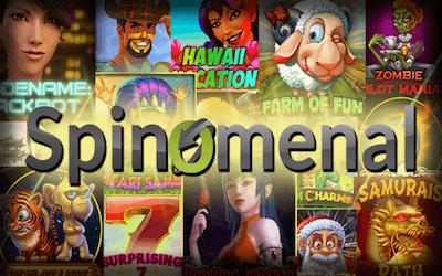 Spinomenal Spiele