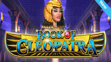 Book of Cleopatra – neuer Stakelogic Slot