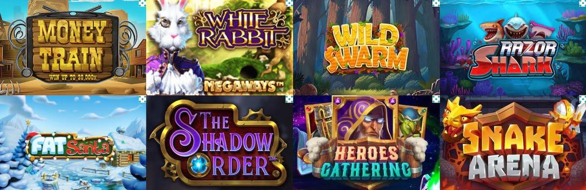 Relax Gaming Genesis Casinos