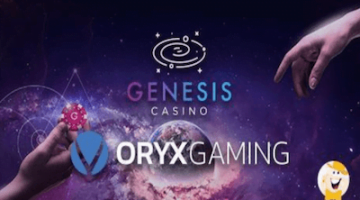 Oryx Gaming in Genesis Limited Casinos