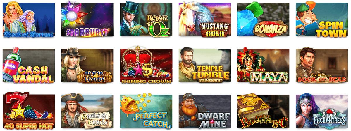 Slots Million Spiele