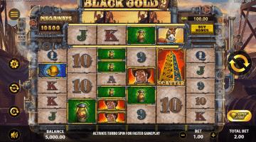 Black Gold 2 Stakelogic