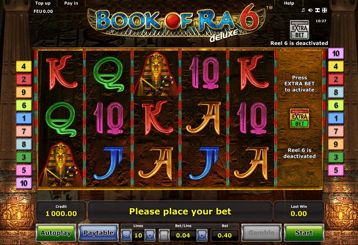 Book Of Ra Gratis Spiel