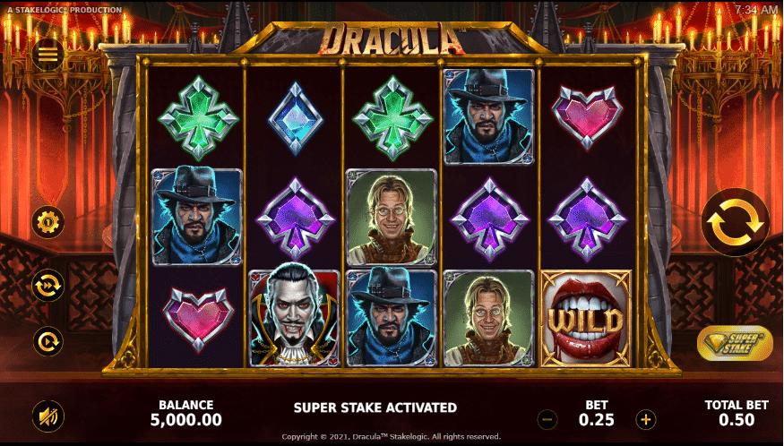 Dracula Stakelogic