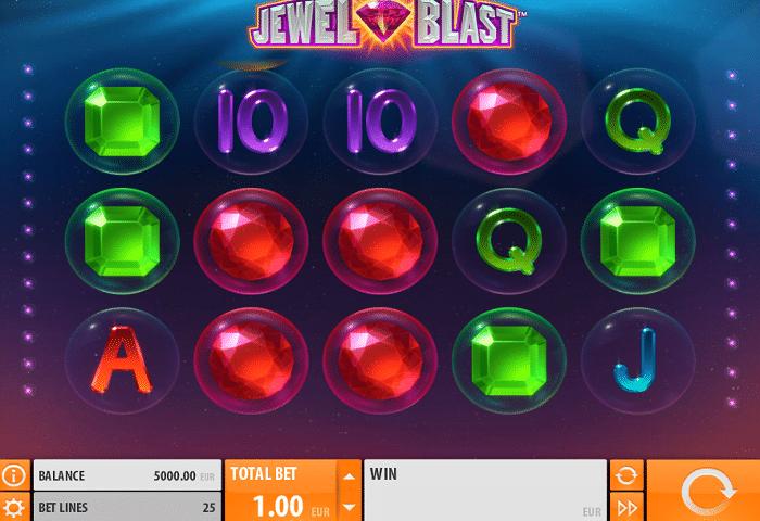 Jewel Blast Quickspin