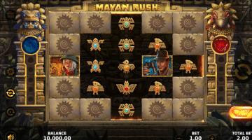 Mayan Rush Stakelogic