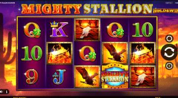 Mighty Stallion iSoftbet