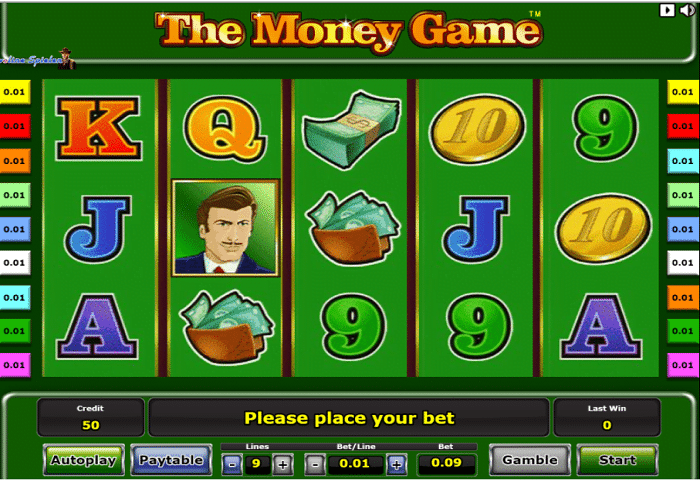 Money Game Novoline