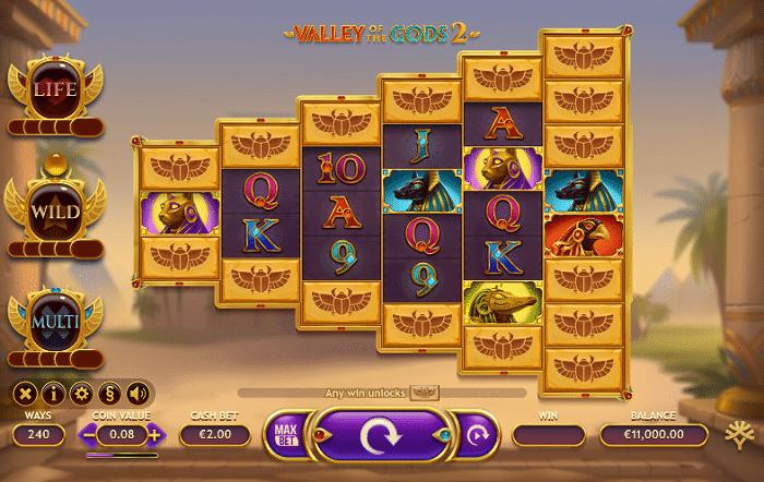 Vally of the Gods 2