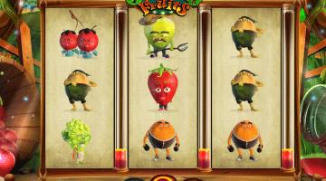 Jumping Fruits Wazdan