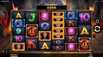 Morgana Megaways iSOFTBET: Gratis Spielen und Online Casinos