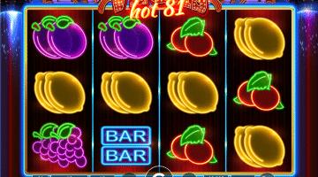 Vegas Hot 81 Wazdan
