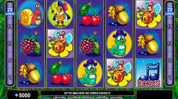 Crazy Bugs 2 EGT: Gratis Spielen und Online Casinos
