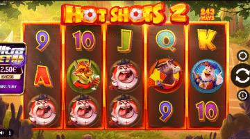 Hot Shots 2 Isoftbet