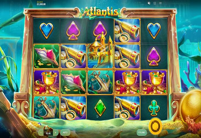 Atlantis Red Tiger