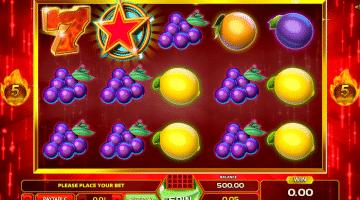 Burning Flame GameArt: Gratis Spielen und Online Casinos