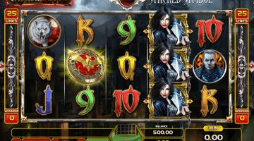 Castle Blood GameArt: Gratis Spielen und Online Casinos