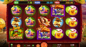 Chili Quest GameArt: Gratis Spielen und Online Casinos
