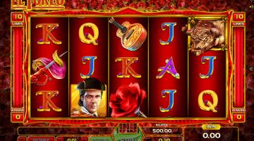 El Toreo Spielautomat