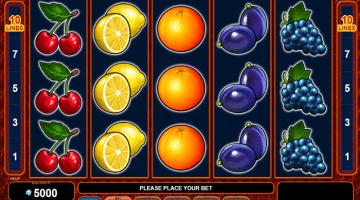 Extra Stars EGT: Gratis Spielen und Online Casinos