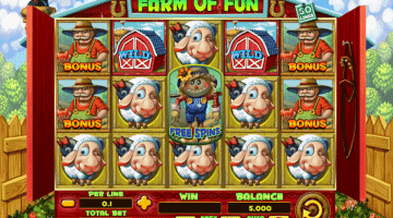 Farm of Fun Spinomenal: Gratis Spielen und Online Casinos