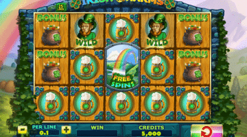 Irish Charms Spinomenal: Gratis Spielen und Online Casinos