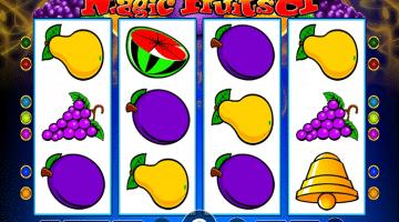 Magic Fruits 81 Wazdan