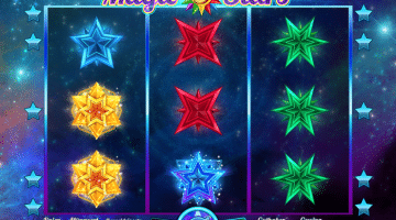 Magic Stars 3 Wazdan