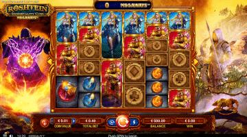 Roshtein Megaways GameArt: Gratis Spielen und Online Casinos
