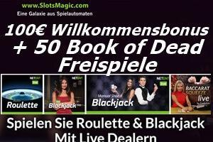 Bonus im Slots Magic Casino