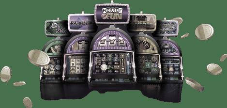 Casino Spielautomaten und Slots
