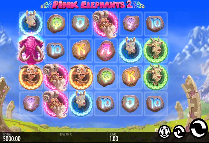 Pink Elephants 2 Thunderkick