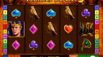 Ramses Book Gamomat