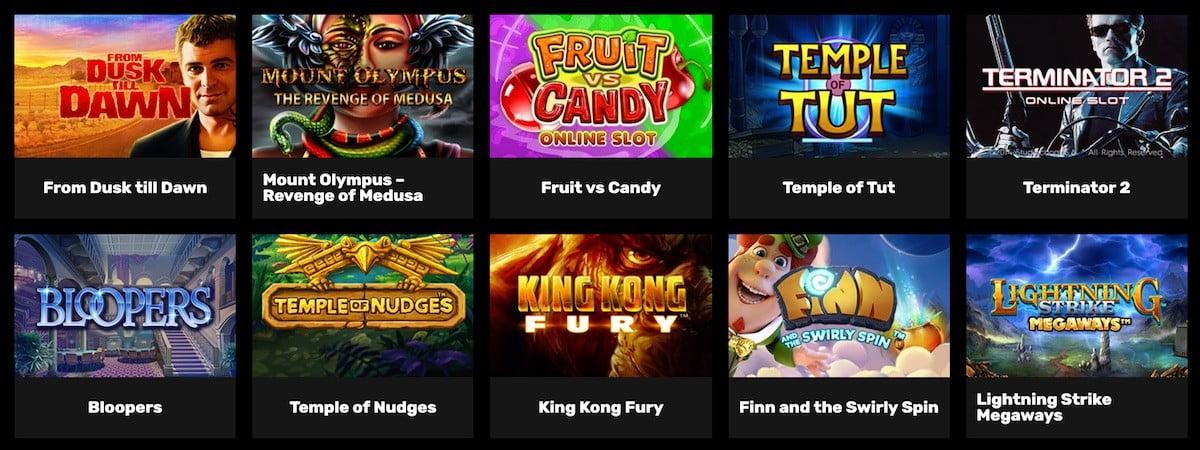 Hyper Casino Spiele