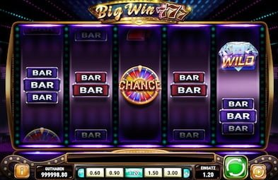 Big Win 777 Reloaded Slot