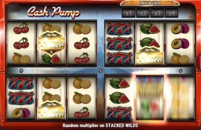 Cash Pump Slot