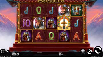 Sword of Khans Thunderkick