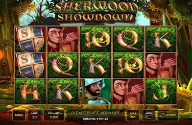 Sherwood Showdown  Slot