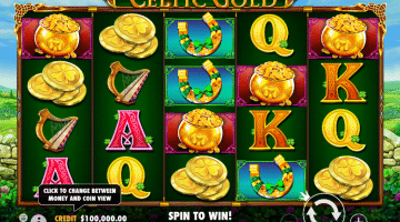 Celtic Gold Pragmatic Play